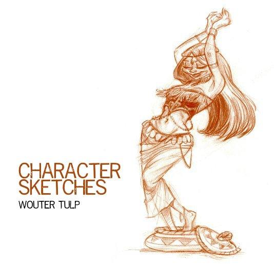 Bekijk Character sketches op Wouter Tulp