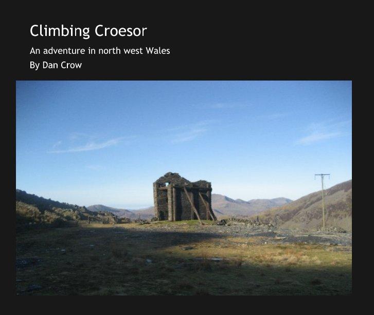 View Climbing Croesor by Dan Crow