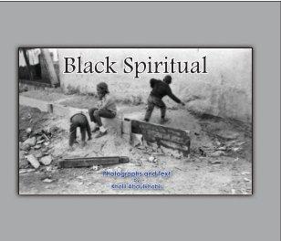 Black Spiritual book cover