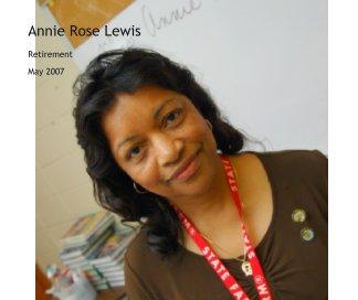Annie Rose Lewis book cover