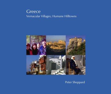 Greece book cover
