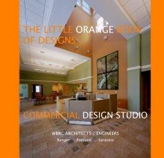 THE LITTLE ORANGE BOOK OF DESIGNS book cover