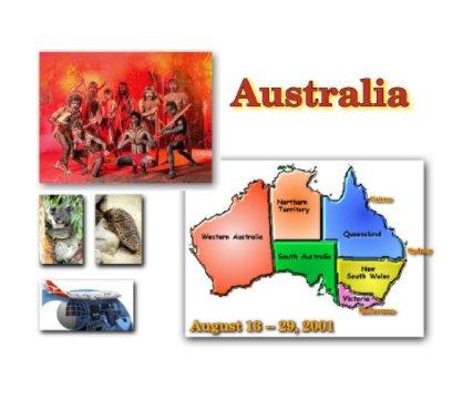 Australia 2001 book cover