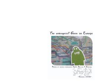 urbanyetti in europe book cover