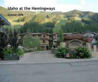 Idaho at the Hemingways book cover