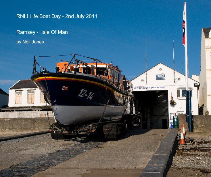 View RNLI Life Boat Day - 2nd July 2011 by Neil Jones