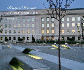 Pentagon Memorial book cover