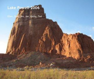 Lake Powell 2006 book cover