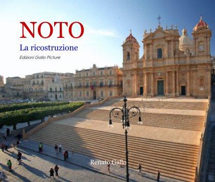NOTO La ricostruzione book cover