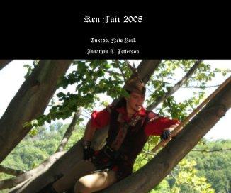 Ren Fair 2008 book cover