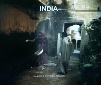 India book cover