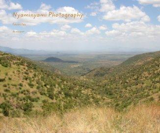 Nyaminyami Photography book cover