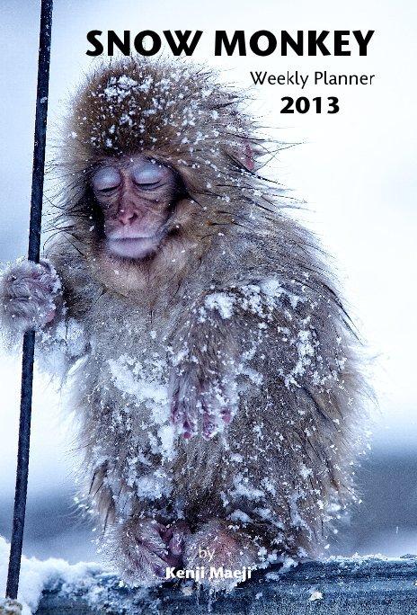 Bekijk SNOW MONKEY Weekly Planner 2013 op Kenji Maeji