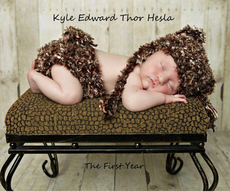 View Kyle Edward Thor Hesla by Amber Hesla