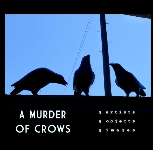 View A Murder of Crows by Micah Schwaberow,  Marsha Connell,  Sally Baker