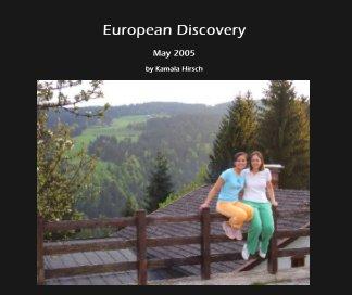 European Discovery book cover