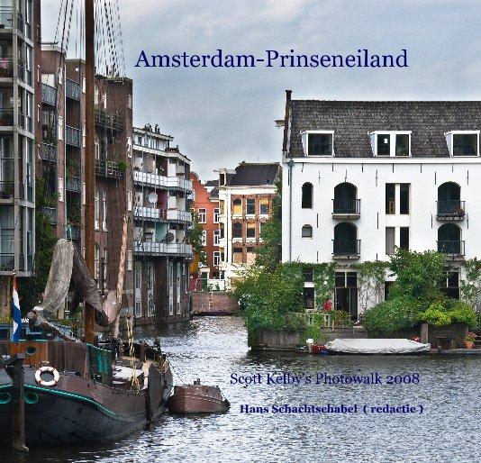 View Amsterdam-Prinseneiland by Hans Schachtschabel ( redactie )