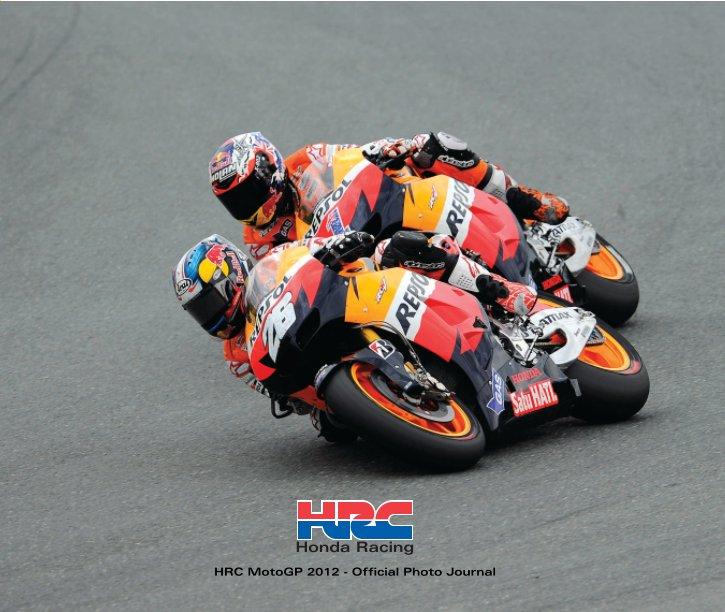 HRC MotoGP 2012 nach Honda Racing Corporation anzeigen