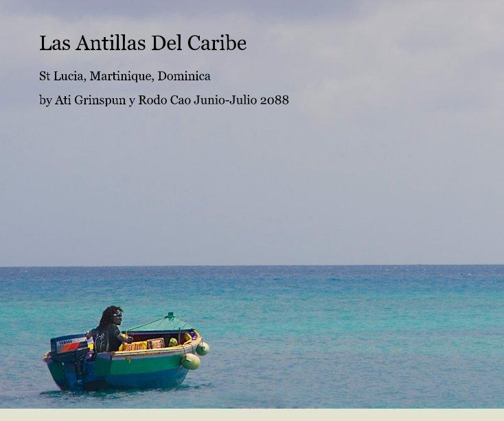 View Las Antillas Del Caribe by Ati Grinspun y Rodo Cao Junio-Julio 2088