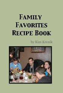 Family Favorites Recipe Book book cover