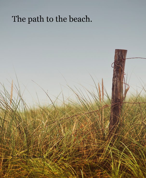 View The path to the beach. by Nick Barkworth