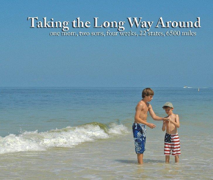 View Taking the Long Way Around by Linda  Zeman Wensel