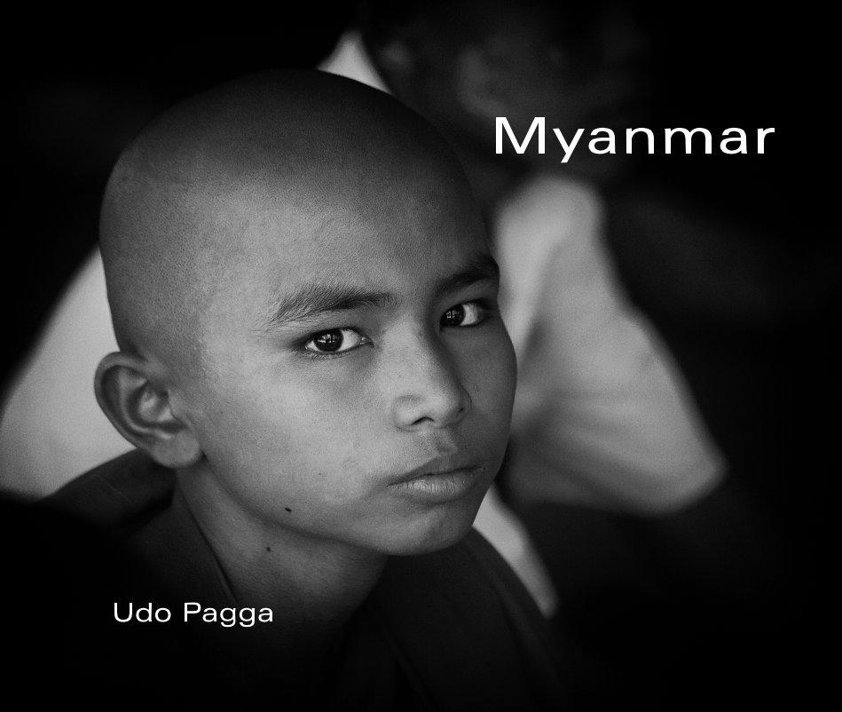 Myanmar nach Udo Pagga anzeigen
