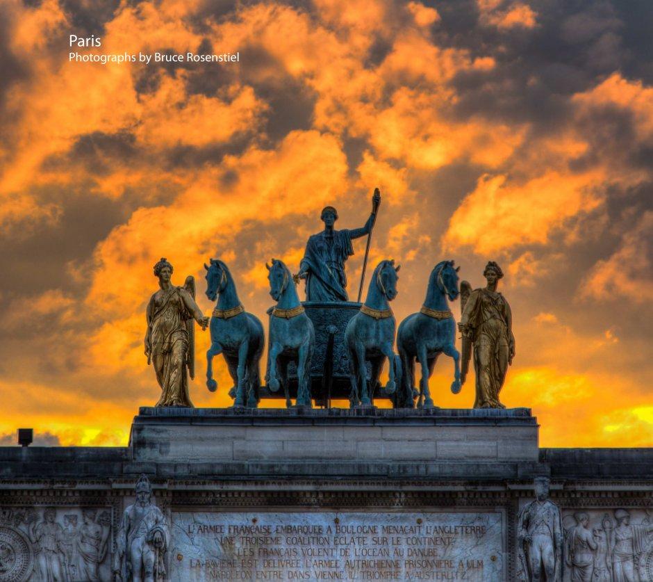 View Paris, France by Bruce Rosenstiel