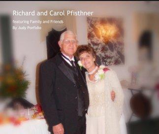 Richard and Carol Pfisthner book cover