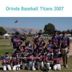 OBA Pinto TItans 2007 book cover