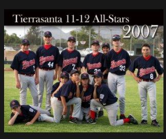 Tierrasanta All-Stars 2007 book cover
