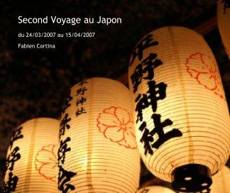 Second Voyage au Japon book cover