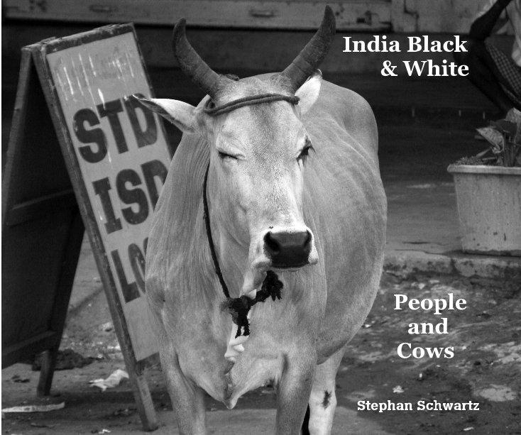 India Black & White nach Stephan Schwartz -  黒 anzeigen
