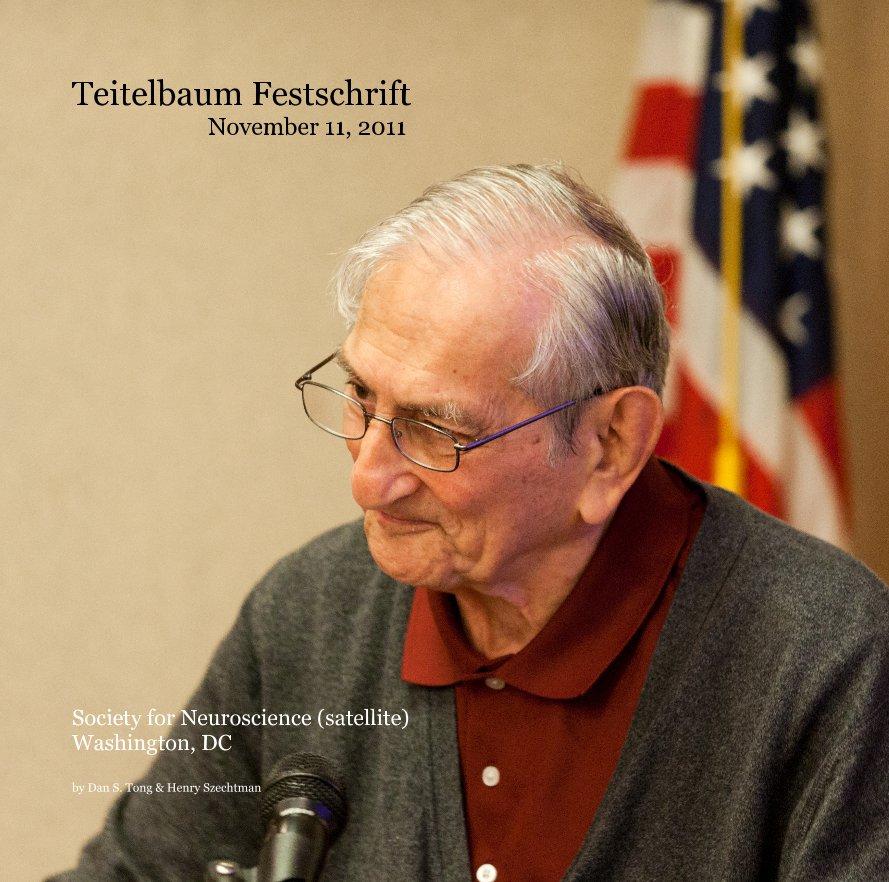 View Teitelbaum Festschrift November 11, 2011 by Dan S. Tong & Henry Szechtman