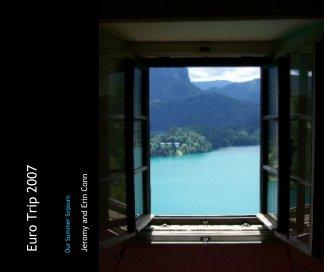 Euro Trip 2007 book cover