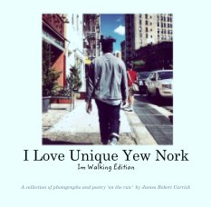 I Love Unique Yew Nork book cover