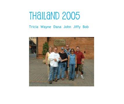 Thailand 2005 book cover