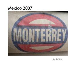 Mexico 2007 book cover