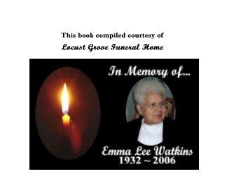 Emma Watkins book cover