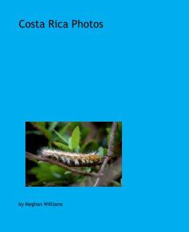 Costa Rica Photos book cover
