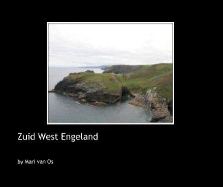 Zuid West Engeland book cover