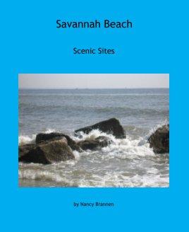 Savannah Beach book cover