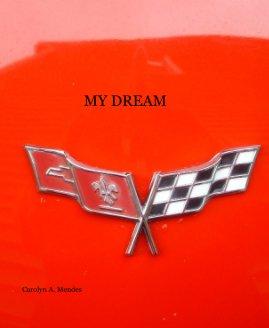 MY DREAM book cover
