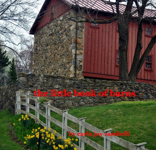 View the little book of barns by carla joy zambelli