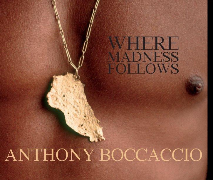 "Bekijk Where Madness Follows (8""x10"" Hardcover) op Anthony Boccaccio"