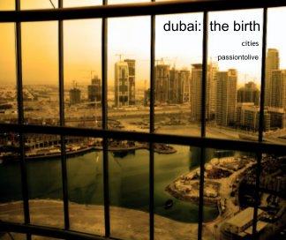 dubai: the birth book cover