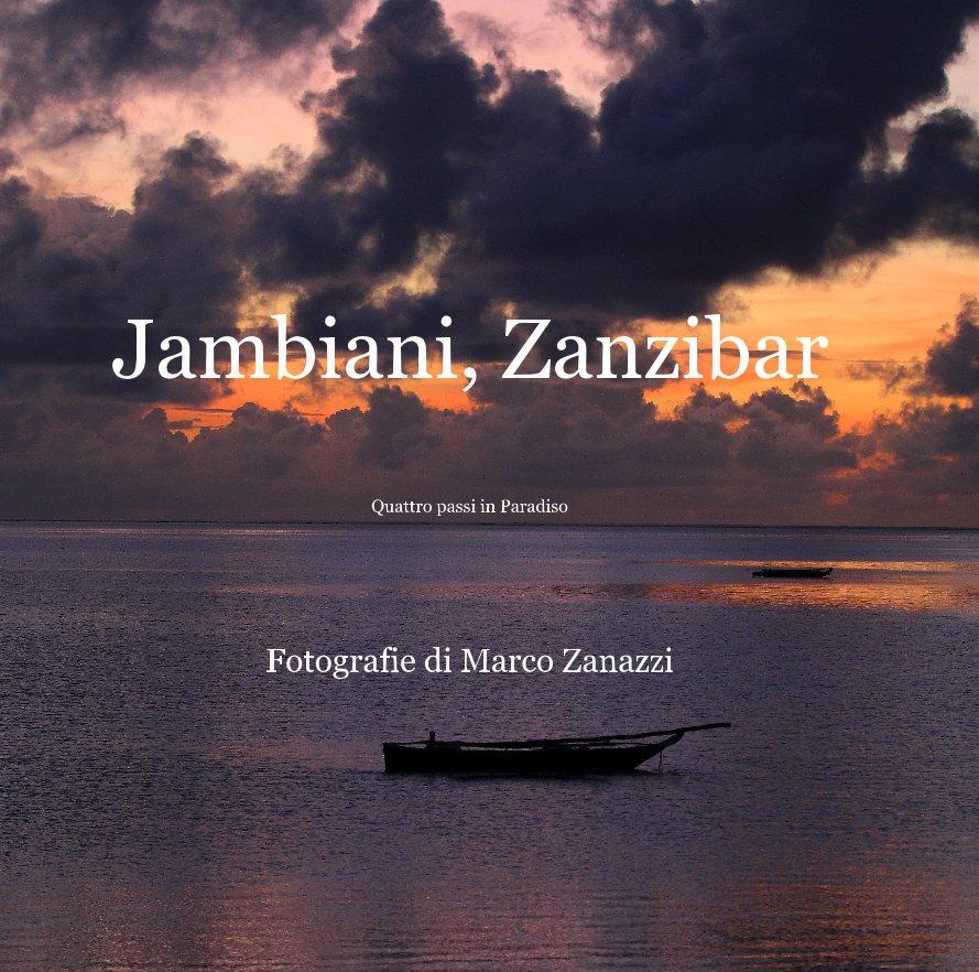 Visualizza Jambiani, Zanzibar di Fotografie di Marco Zanazzi