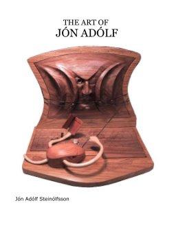THE ART OF JON ADOLF book cover