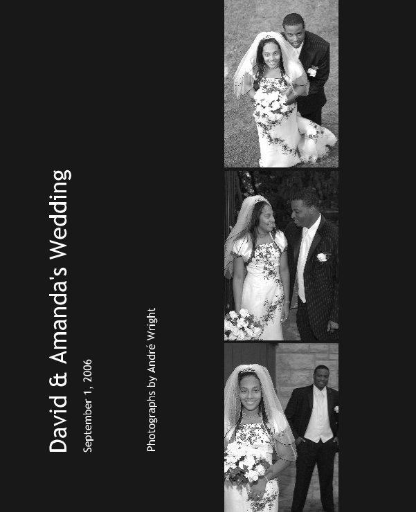 Ver David & Amanda's Wedding por Photographs by André Wright