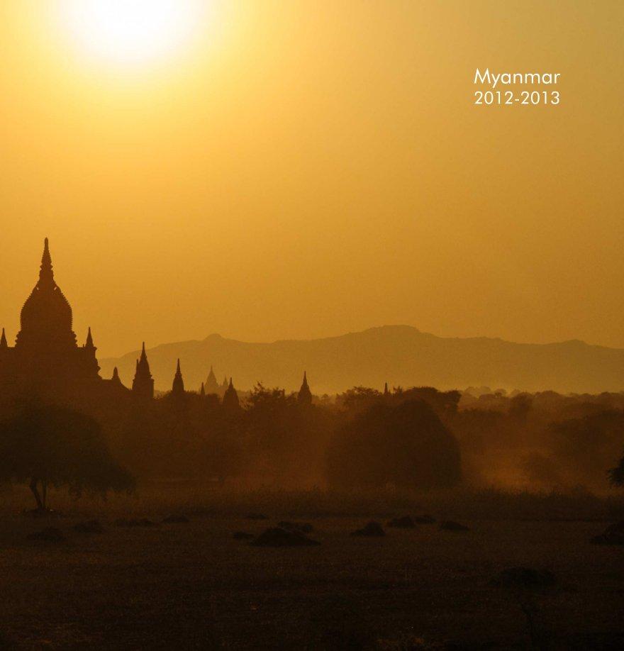 Bekijk Myanmar op Peter Laarakker